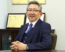 代表取締役社長 佐々木 久一郎
