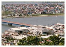 大型機械の製造に着手する為、宮城県石巻市に新工場を建設。